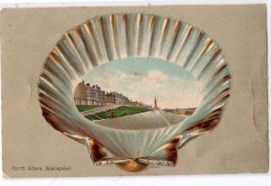Sea Shell - North Shore, Blackpool