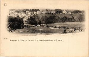CPA CAMBO Panorama, vue prise de la Propriété de Celhaya (412053)