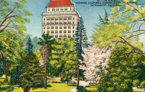 CA - Sacramento, California Western States Life Building