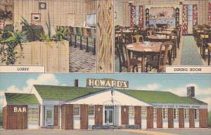 Howard's Cafe , ROCK SPRINGS , Wyoming , PU-1940