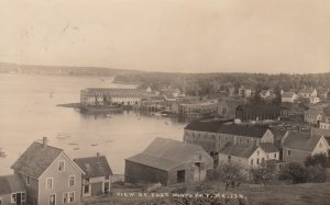 RP; BOOTHBAY HARBOR , Maine , 1924 ; East