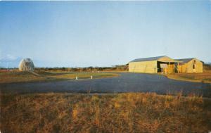 Kill Devil Hills North Carolina~Wright Brothers Site~Airplane Memorial~Postcard