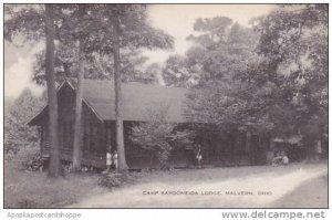 Ohio Malvern Camp Sandoneida Lodge Artvue