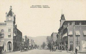 GRANTS PASS , Oregon, 1900-10s ; 6th Street