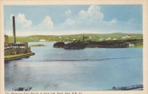 Reversing Falls , Saint John , New Brunswick, Canada , 30-40s