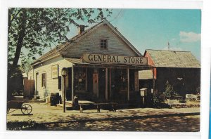 Absecon NJ Smithville Inn Country General Store Vintage Unused Postcard