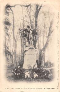 France Pau Statue de Jeliote, au Parc Beaumont 1901
