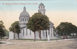 KINGSTON, Ontario, Canada, PU-1912; St. George's Cathedral