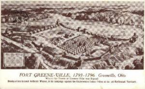 Fort Greene-Ville Greenville OH 1961
