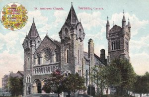 TORONTO, Ontario, Canada, PU-1907; St. Andrews Church