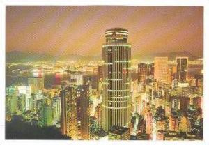 China (Hong Kong) , 50-70s ; Wanchai at night