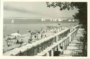 Croatia, Crikvenica unused real photo Postcard