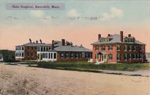 Hale Hospital Haverhill Masschusetts 1915