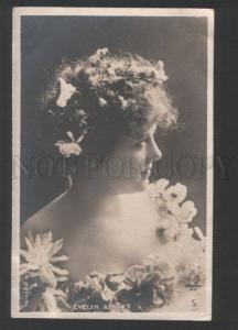 120205 Evelyn ASHLEY American DANCER Actress Old SCHLOSS PHOTO