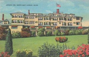 NORTH EAST HARBOR, Maine, 1930-40s; Asticou Inn