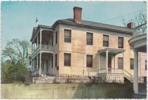 Pemberton Headquarters, Vicksburg, Mississippi, Postcard