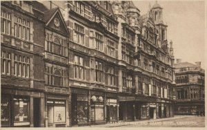 LEICESTER , England , 1930 ; Granby Street & Grand Hotel ; TUCK 2153