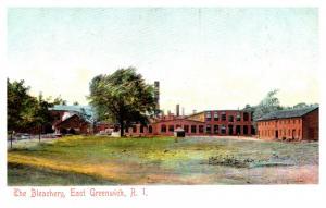 Rhode Island East Greenwich , The Bleachery Factory