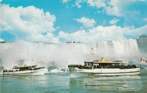 NIAGARA FALLS , New York, 1950-60s; Maid of the Mist II and III