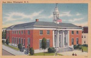 North Carolina Wilmington Post Office