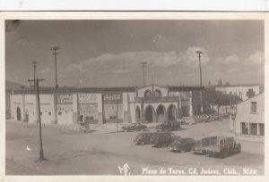 RP: Plaza de Torres. Cd Juarez , Chih , Mexico , 1930-40s