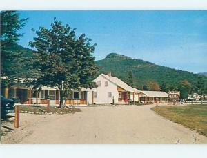 Unused Pre-1980 WOODWARD'S MOTEL Woodstock New Hampshire NH n7628-22