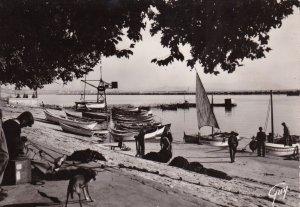 RP, MARSEILLE (Bouches du Rhone), France, 1920-1940s ; Le Petit port de peche...