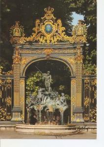 Postal 034413 : Nancy (Meurthe-et-Marselle). Fontaine de Neptune