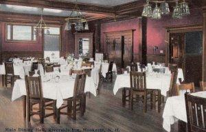 HOOKSETT , New Hampshire , 00-10s ; Main Dining room , Riverside Inn