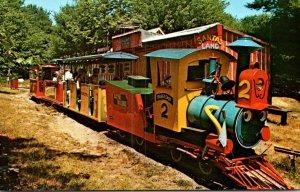 Vermont Putney Santa's Land Miniature Train