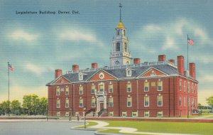 DOVER , Delaware, 30-40s ; Legislature Building