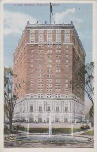 Michigan Detroit Hotel Statier