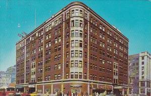 Wisconsin Milwaukee Plankinton House Hotel