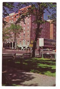 Lord Nelson Halifax Hotel Nova Scotia Canada 1970