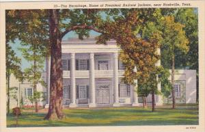 The Hermitage Home Of President Andrew Jaockson Nashville Tennessee