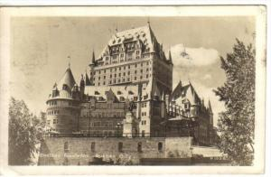 RP: Chateau Frontenac , Quebec , Canada , 10-30s ; #5