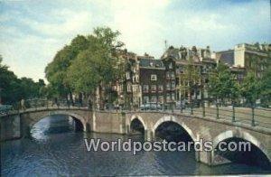 Reguliersgracht Amsterdam Netherlands Unused
