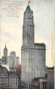 12339   New York City 1912     Woolworth Building