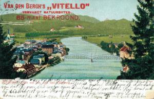 Austria Kufstein blick auf Thierberg 01.94