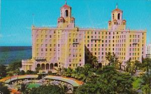 Cuba Havana Hotel Nacional Pool and Cabanas