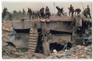 Bombing of Marine HQ, Beirut Lebanon