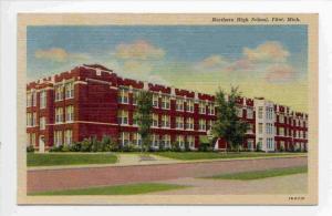 Northern High School, Flint, Michigan, 30-40s