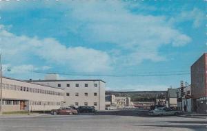Main Street, Whitehorse, Y.T. Yokon, 40-60s