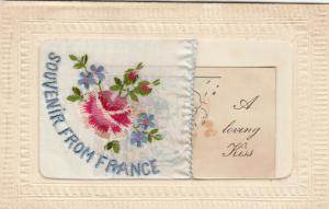 Embroidered Flowers , 00-10s; Souvenir From France, Insert  A Loving Kiss