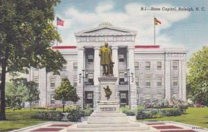North Carolina Raleigh The State Capitol Building Curteich