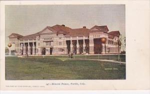 Colorado Pueblo Mineral Palace