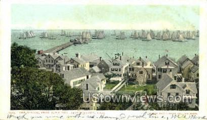 The Harbor Provincetown MA 1906