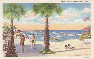 North Beach, Corpus Christi, Texas,  30-40s