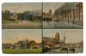 4Views, Park  Merwesteijn , Nieuwe Haven, Aan Het Oude Bleekersdijkje, Nieuwe...