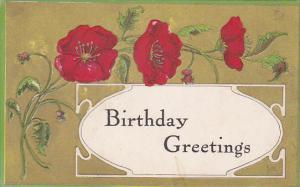 Birthday Greetings , PU-1909